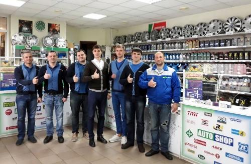 вакансії автомагазин Вишгород